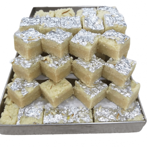 kiwi Fruit barfi Corner Sweets