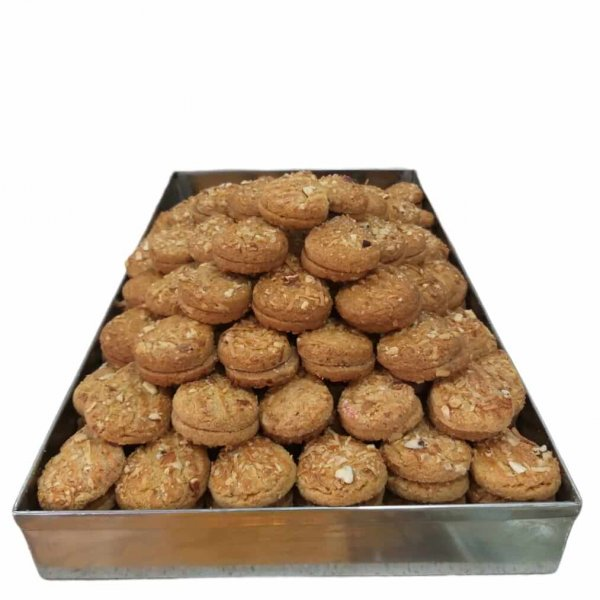 walnut biscuit corner sweets